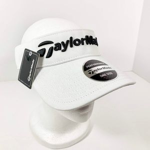 TaylorMade Mens Tour Radar Performance Golf Visor